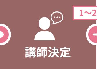 セミナー・講演・イベント出演までの流れ3