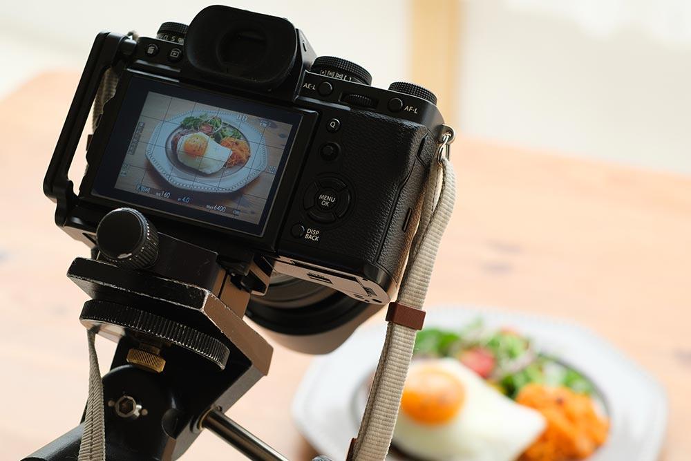 料理撮影イメージ