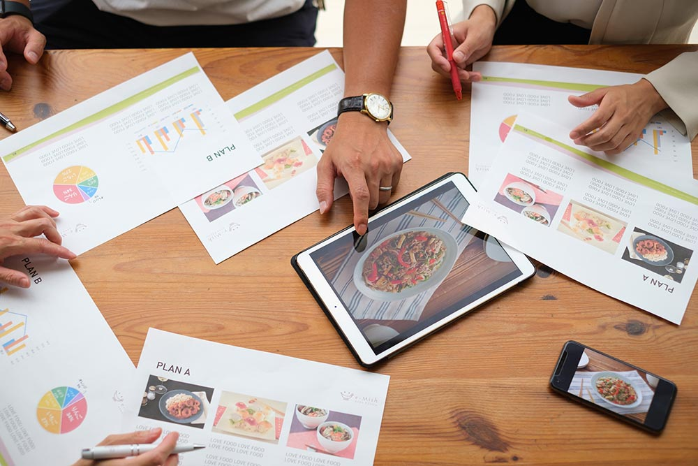 商品企画開発・コンサルティングイメージ