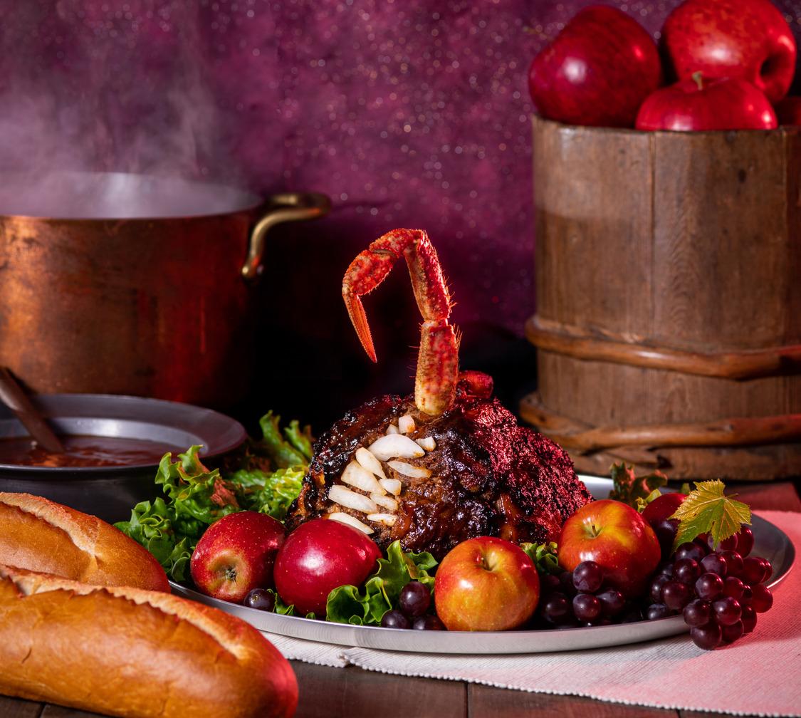 【マジック:ザ・ギャザリング】アスモーの《食物》トークンのイメージ